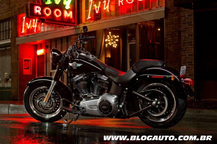 Harley-Davidson Fat Boy Special 2017