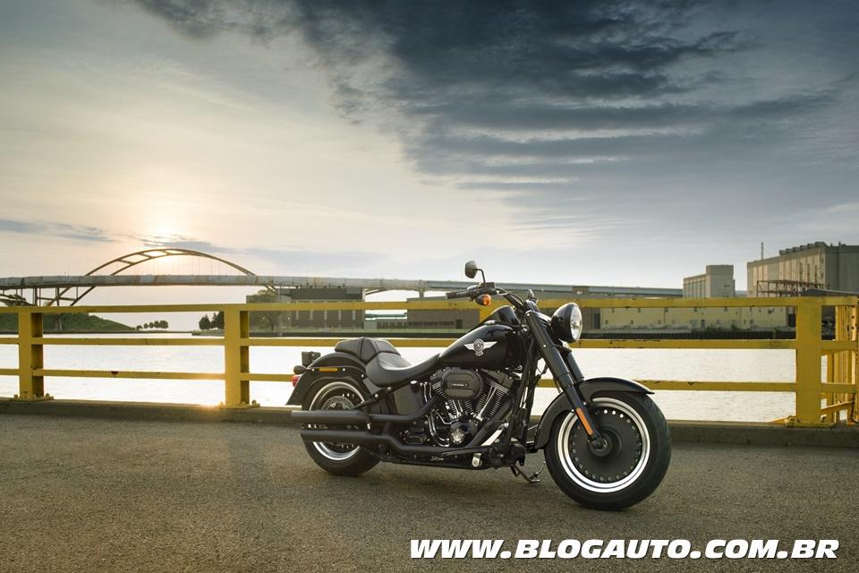 Avaliação: Harley-Davidson Fat Boy Special: a melhor definição que você já viu para uma lenda