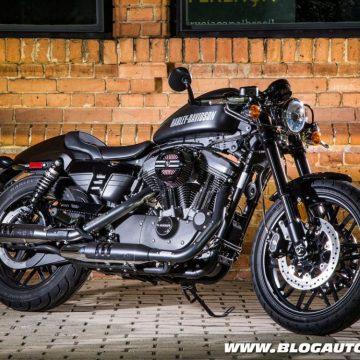 Harley-Davidson Sportster Roadster com kit Café Racer