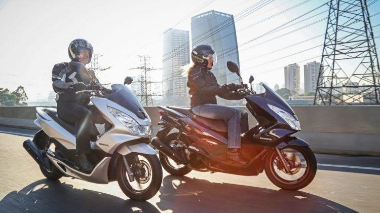 Honda PCX 2018