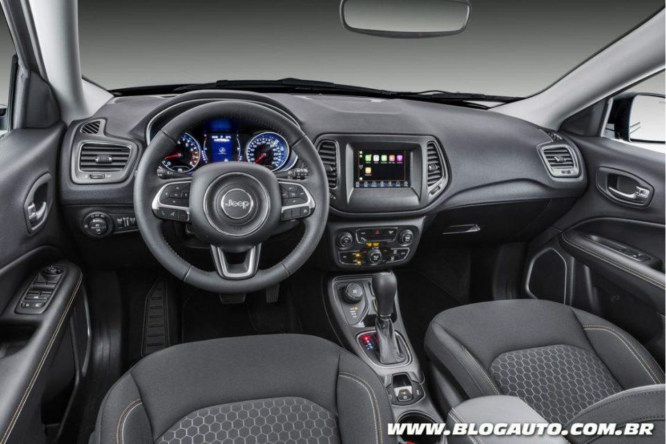 Jeep Compass Flex 4x4 2018