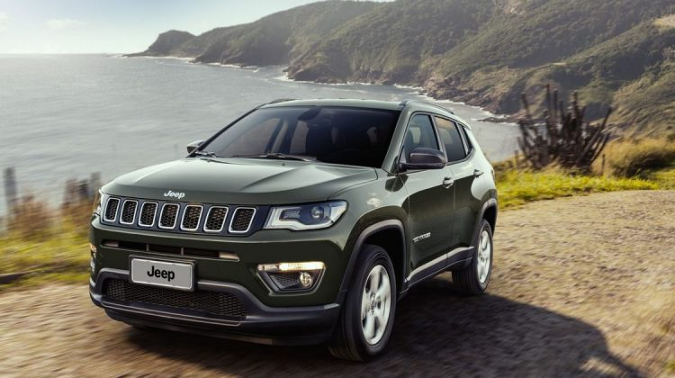 Jeep Compass Flex 4x4 2018