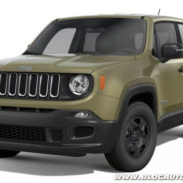 Jeep Renegade 1.8 para PcD