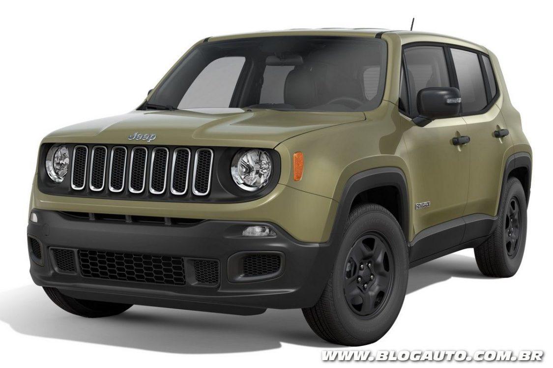 Jeep Renegade para PcD: tudo sobre a versão do carro