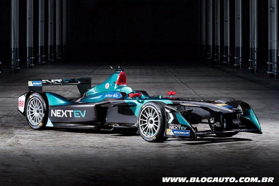 NIO Fórmula E Team