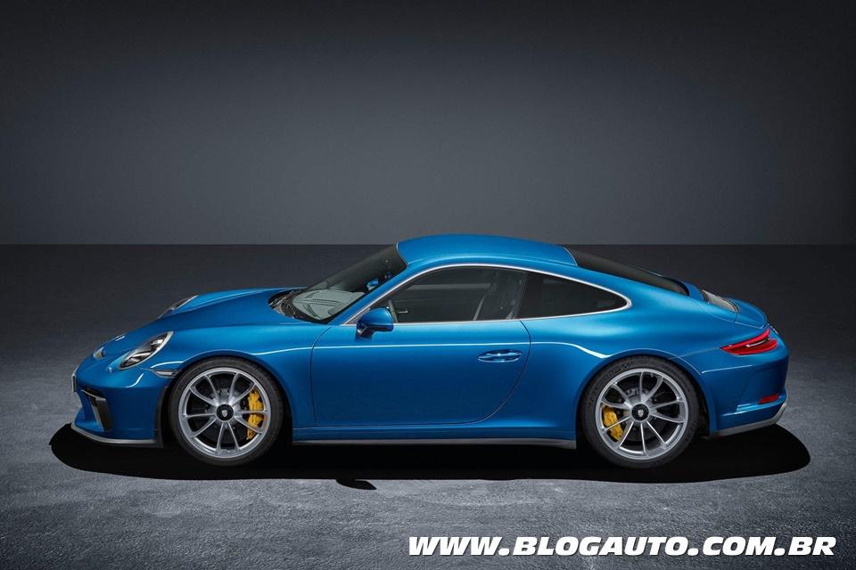 Porsche 911 GT3 Touring Package, para os tradicionalistas