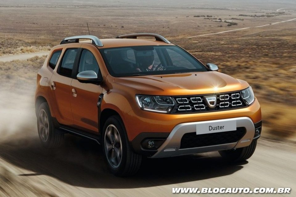 Renault Duster 2018