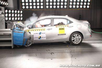 Toyota Corolla 2018 Latin NCAP