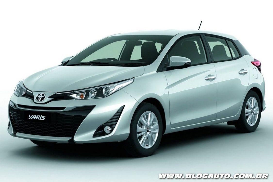 Toyota Yaris é confirmado e chega ao Brasil em 2018