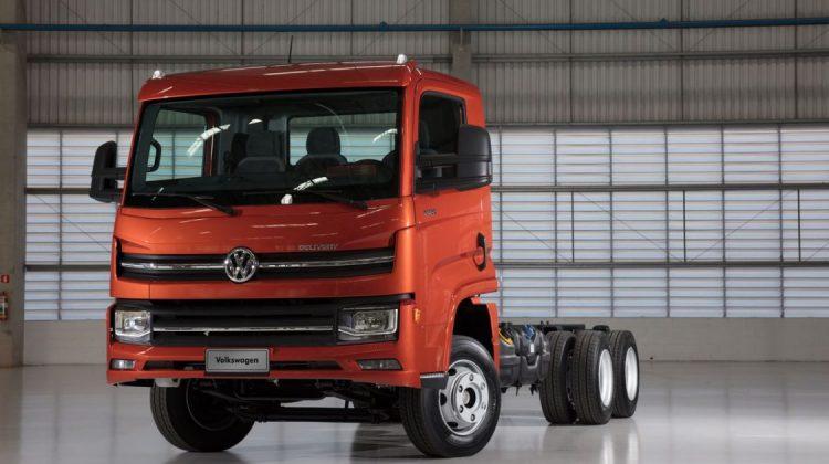 Volkswagen Delivery 13.180 2018