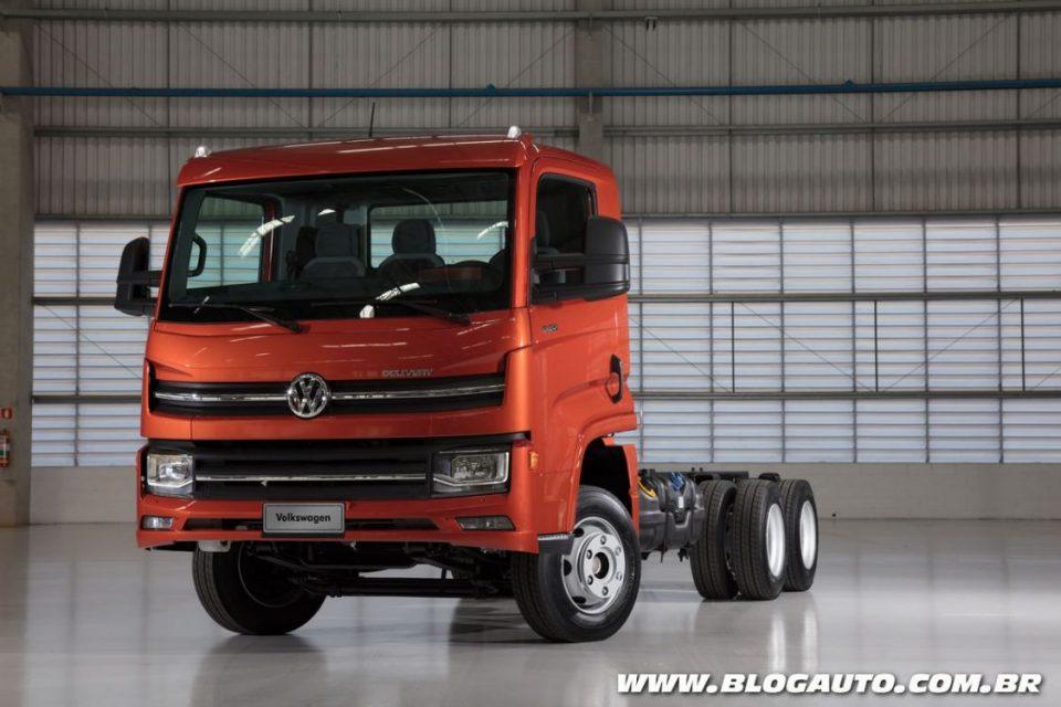 Volkswagen Delivery 2018 13.180