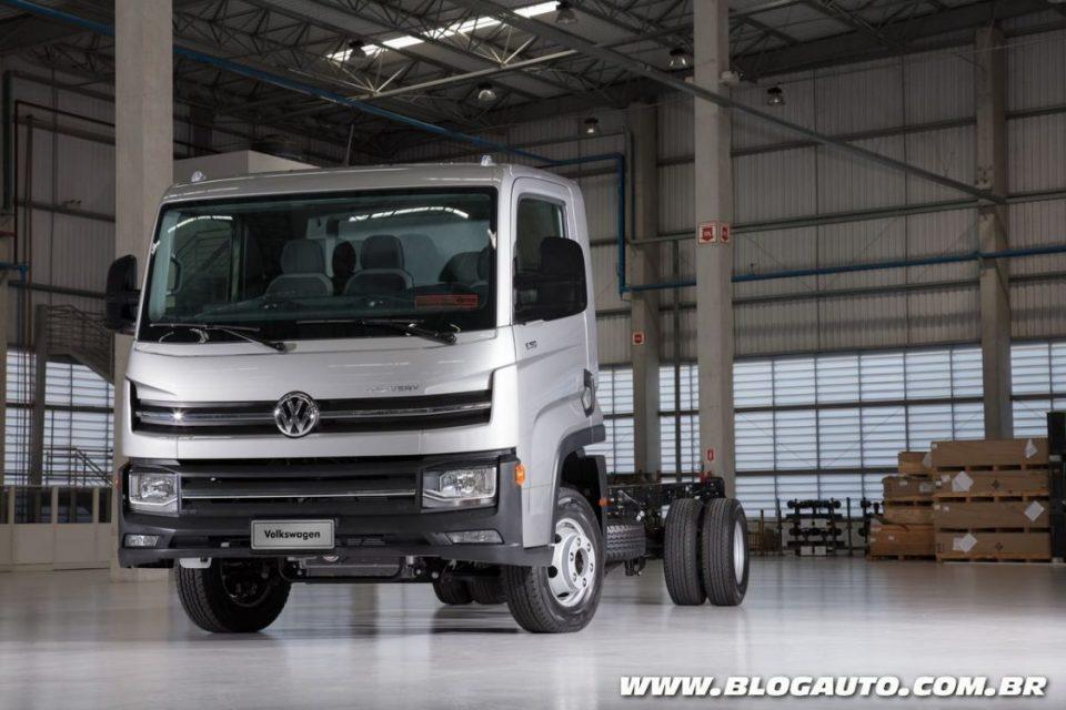 Volkswagen Delivery 6.160 2018