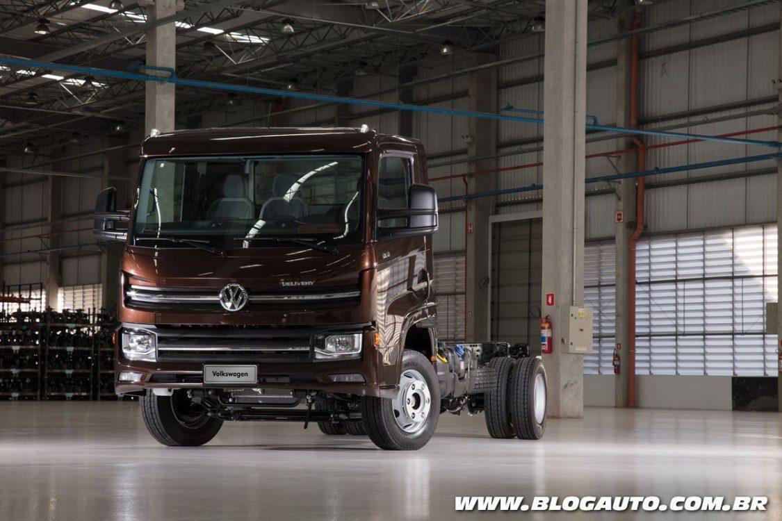 Volkswagen Delivery 9.170 e 11.180 chegam ao Chile