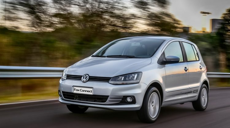 Volkswagen Fox Connect 2018