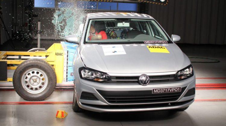 Volkswagen Polo 2018 Latin NCAP