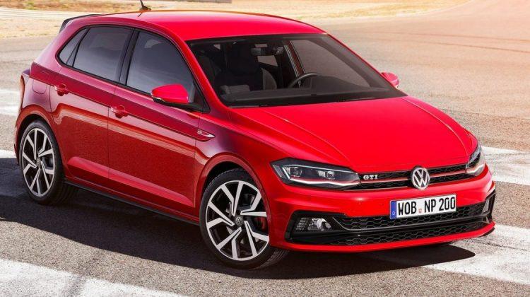 Com a chegada do Volkswagen Polo R, novo Polo GTI iria perder o posto de esportivo topo de linha