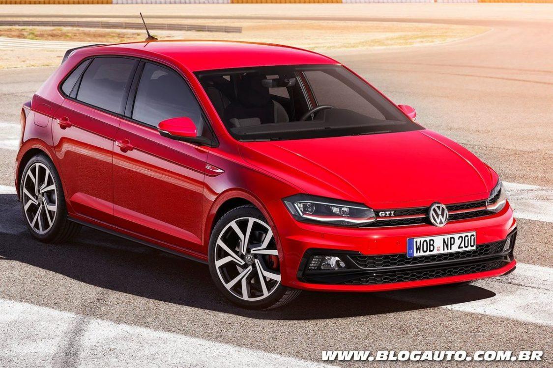 Volkswagen Polo R 2018 pode estrear com motor de 300 cv