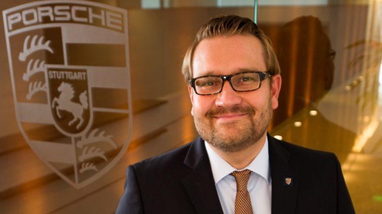 Andreas Marquardt é o novo Diretor-Presidente da Porsche Brasil