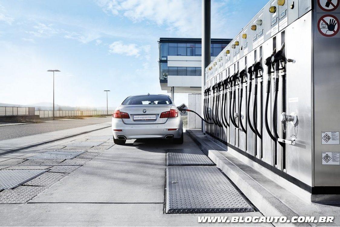 Bosch desenvolve novo combustível mais 'limpo'