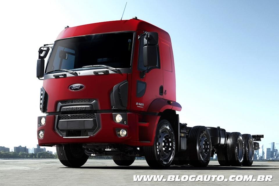 Ford Cargo Connect um caminhão conceito para a Fenatran