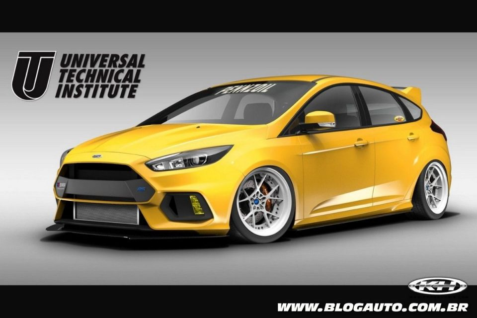 Ford Focus RS Universal Technical