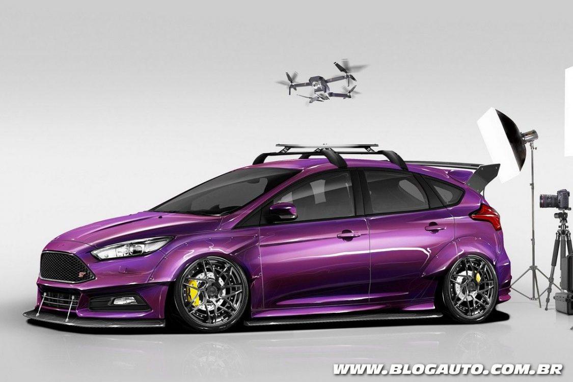 Ford Focus ganha versões conceituais para o Sema Show