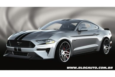 Ford Mustang AirDesign
