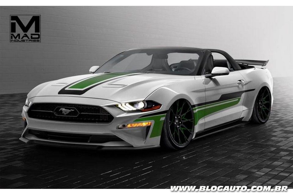 Ford Mustang MAD Industries
