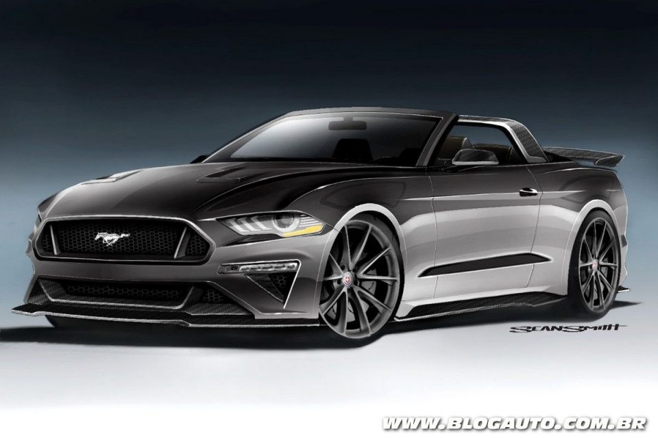 Ford Mustang Speedkore