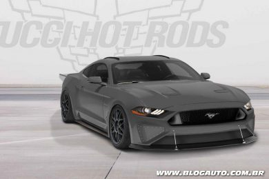 Ford Mustang Tucci Hot Rods