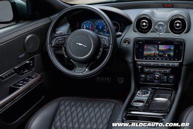 Jaguar XJR575 2018