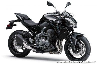 Kawasaki Z900 2018