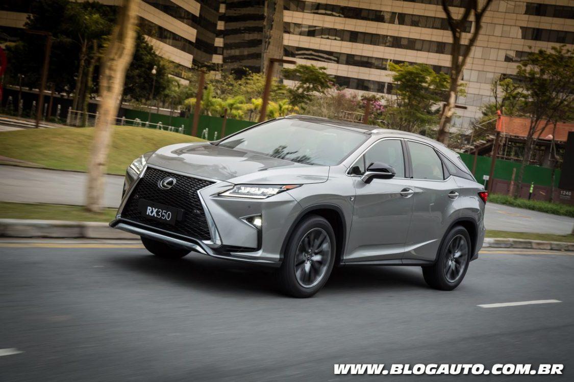 Lexus anuncia novas concessionárias e serviços no Brasil