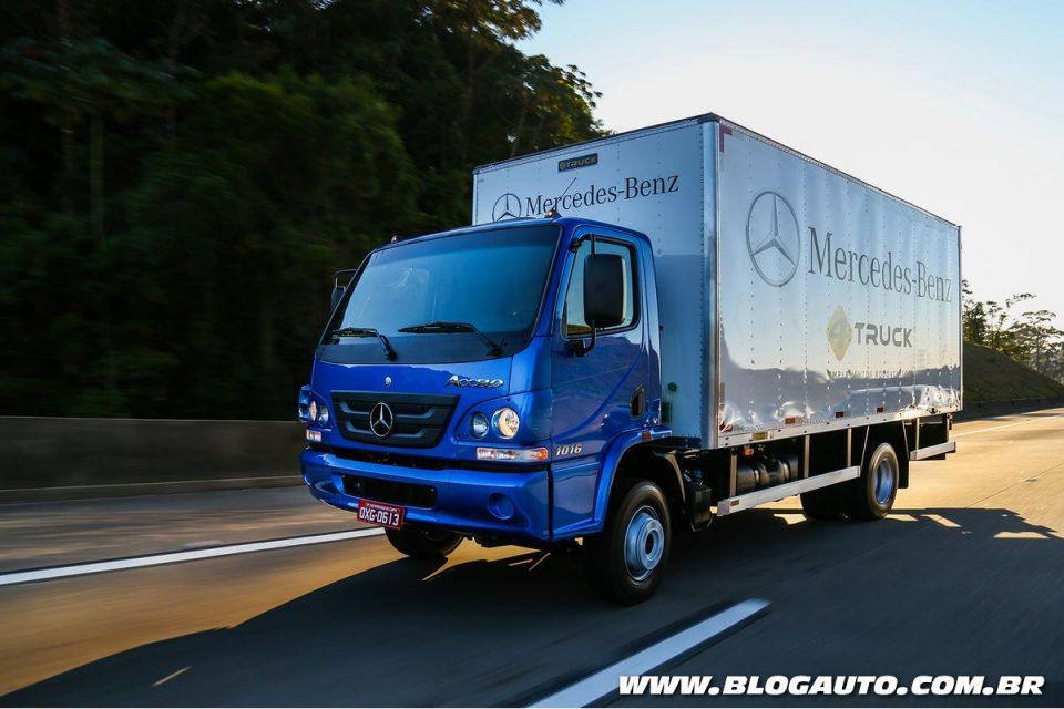 Mercedes-Benz Accelo 2018