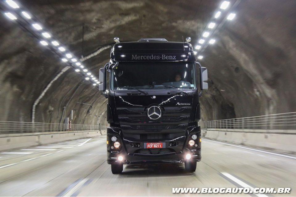 Mercedes-Benz Actros 2018