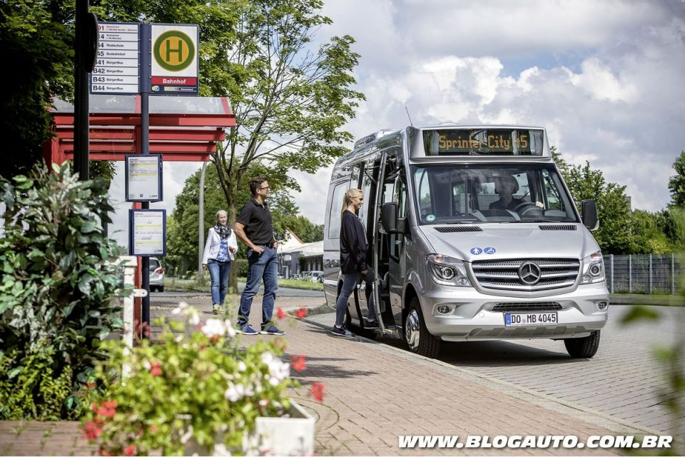 Mercedes-Benz Sprinter City 45