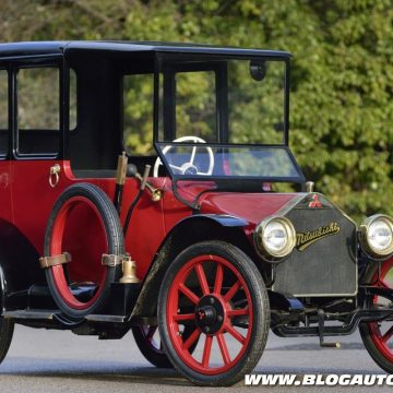 Mitsubishi Model A 1917