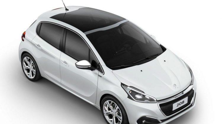 Peugeot 208 Urbantech 2018