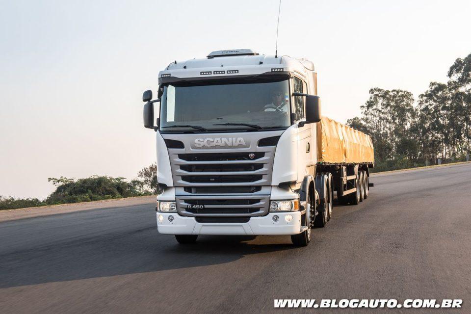 Scania Streamline R Highline 450 6x2