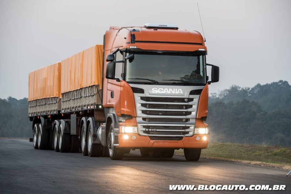 Scania Streamline R Highline 510 6x4