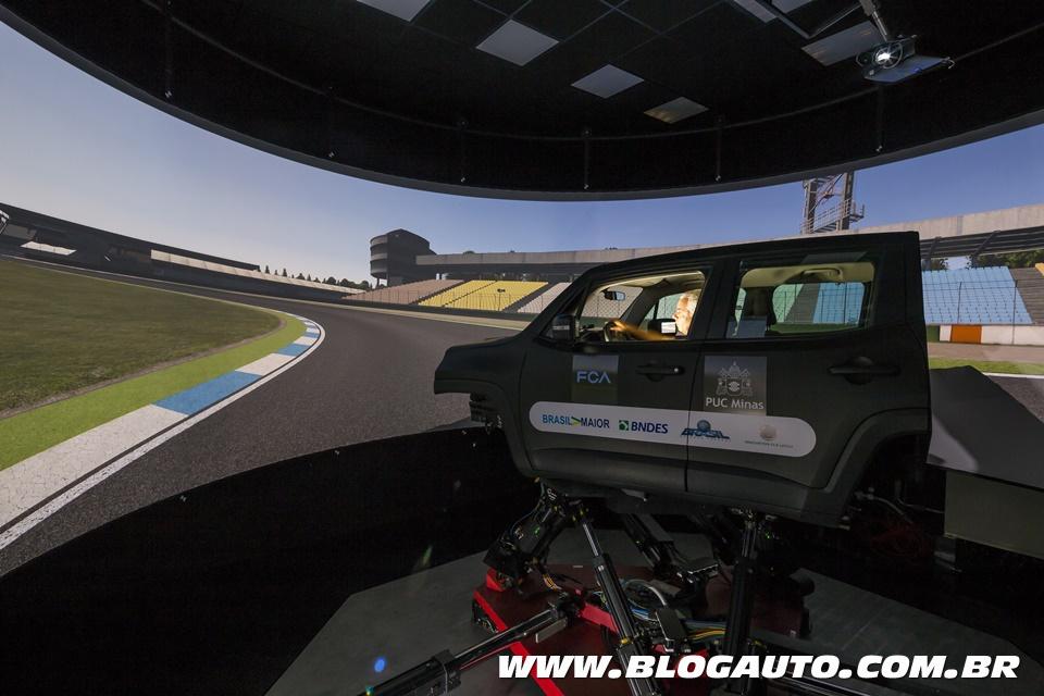 Testamos o mais avançado simulador do mundo