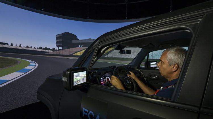 Simulador - SIMCenter da FCA e PUC