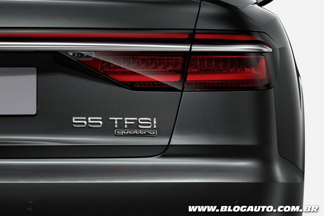 Audi anuncia nova nomenclatura para seus modelos