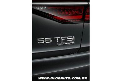 Nova nomenclatura da Audi
