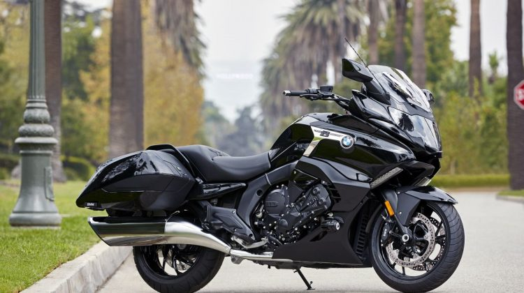 BMW K 1600 B Bager Black Storm Metallic