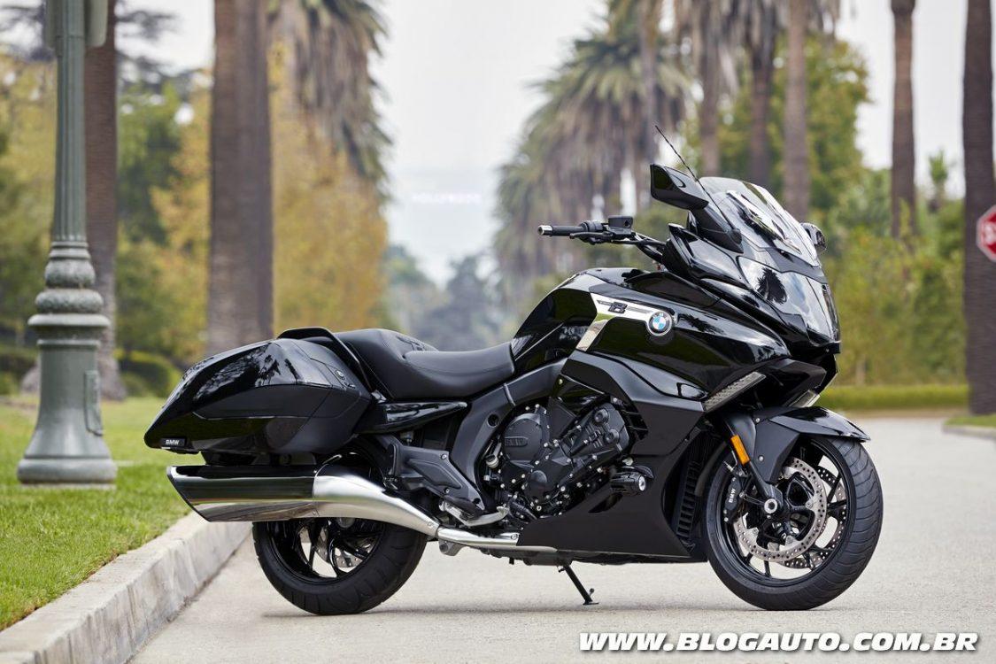 BMW exibe motos customizadas no Sema Show
