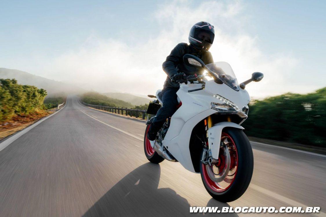 Ducati leva novos modelos ao Salão Duas Rodas