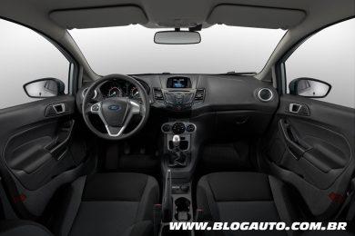Ford Fiesta 2018 1.6 SE