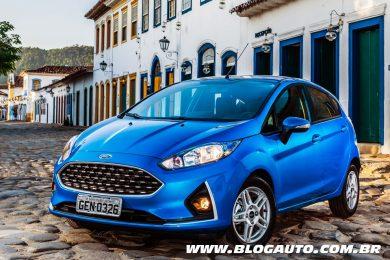 Ford Fiesta 2018 1.6 SEL