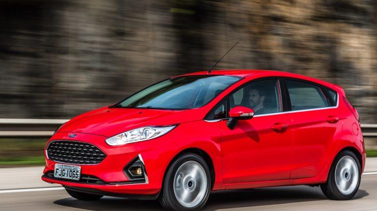Ford Fiesta 2018 1.6 Titanium Plus